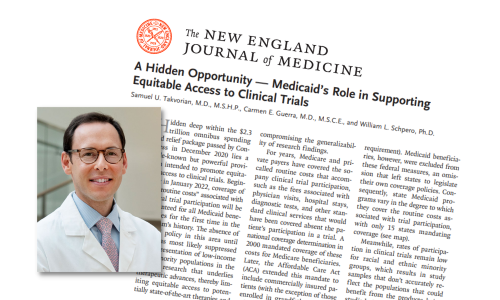 Medicaid and Clinical Trial Access